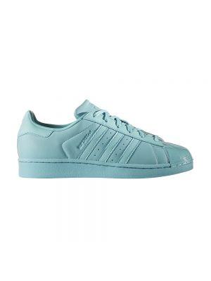 ADIDAS scarpe superstar glossy t