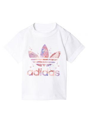 ADIDAS t-shirt aqua