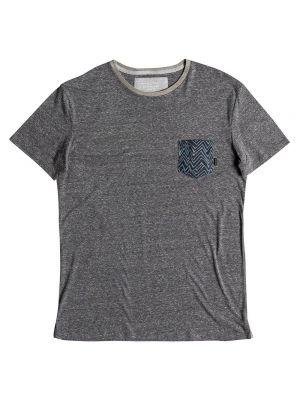 QUICKSILVER t-shirt broken leash