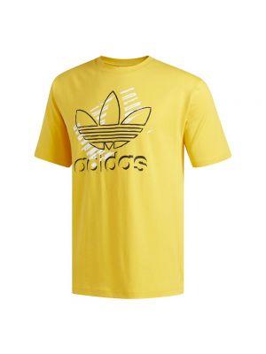 ADIDAS t-shirt trefoil art