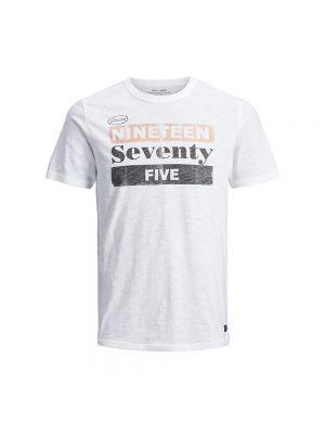 JACK JONES t-shirt sky