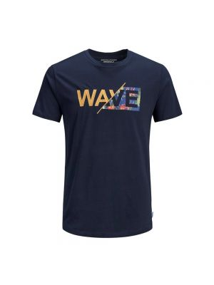 J&J PLUS t-shirt wavy
