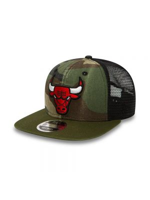 NEW ERA truck cap bulls