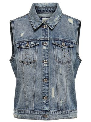 ONLY gilet denim