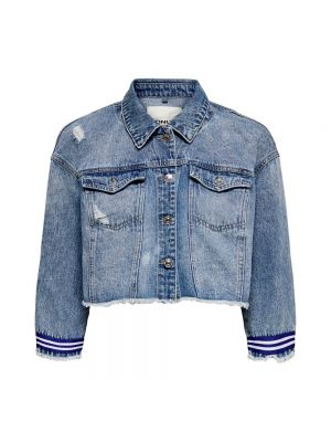 ONLY cropped denim