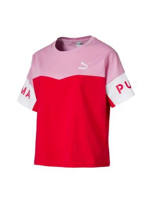 PUMA t-shirt xtg colorblock
