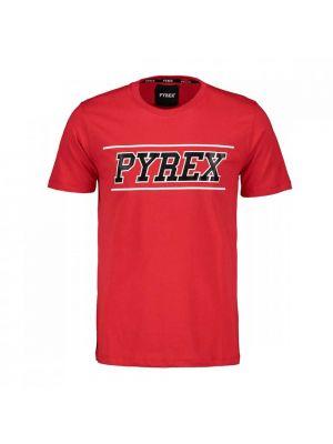 PYREX t-shirt scritta
