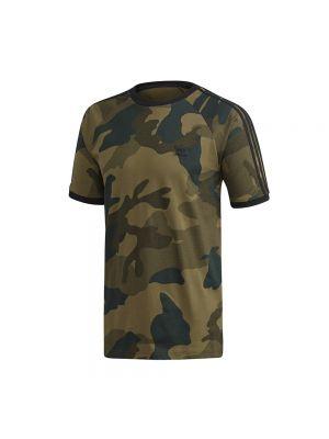 ADIDAS ORIGINALS t-shirt camo cali