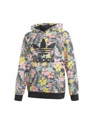 ADIDAS ORIGINALS felpa trefoil hoodie