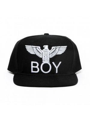 BOY LONDON cappello flat logo