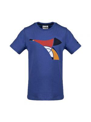 DIADORA t-shirt fregio
