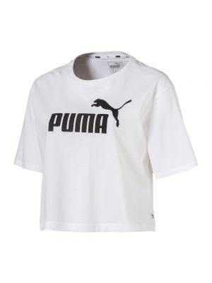 PUMA t-shirt ess. crop