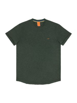 SUN68 t-shirt solid