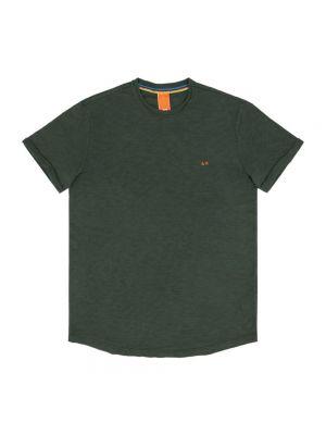 SUN68 t-shirt solid