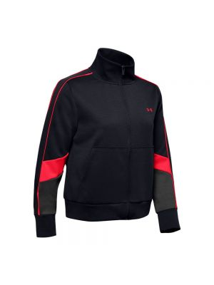 UNDER ARMOUR felpa fz double knit