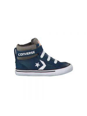 CONVERSE scarpe pro blaze strap hi leather
