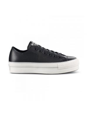 CONVERSE scarpe ctas ox platform leather