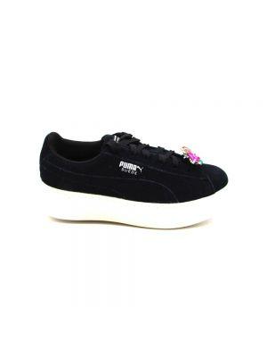 PUMA scarpe suede platform jewel ps