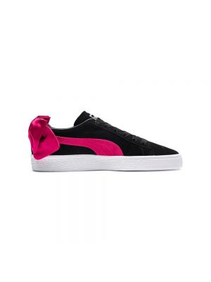 PUMA scarpe suede bow jr