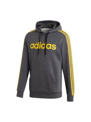 ADIDAS felpa capp. 3 stripes