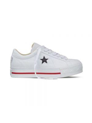 CONVERSE one star platform ox