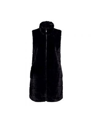 ESPRIT CO. long fur vest