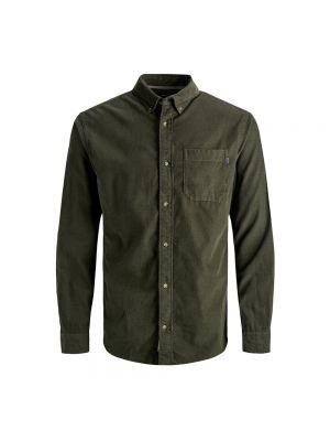 JACK JONES camicia tray velluto