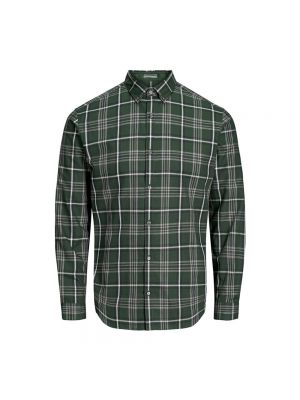 JACK JONES camicia focus check