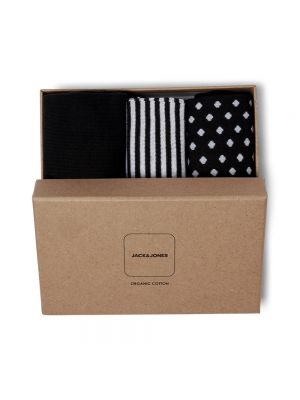 JACK JONES gift box 3ppk calze