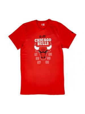 NEW ERA t-shirt bulls
