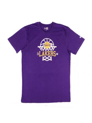 NEW ERA t-shirt lakers