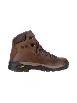 OLANG scarpe trekking logan pelle