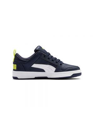 PUMA scarpe rebound layup lo sl jr