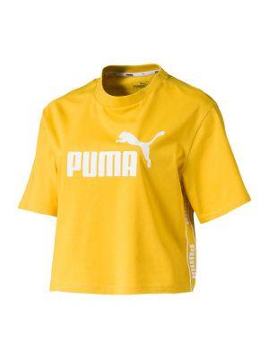 PUMA t-shirt amplified cropped