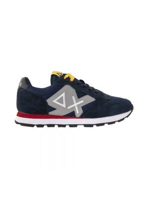 SUN68 scarpe tom nylon patch logo