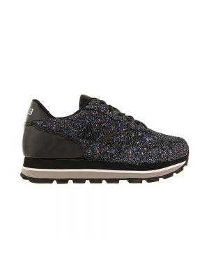 SUN68 scarpe ally thick glitter