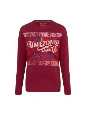 TIMEZONE t-shirt m/l