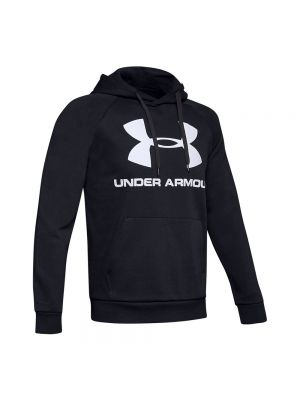 UNDER ARMOUR felpa rival logo
