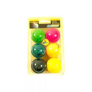 3T palline colorpops x 6