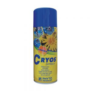 PHYTO PERFORMANCE cryos spray arnica 400ml