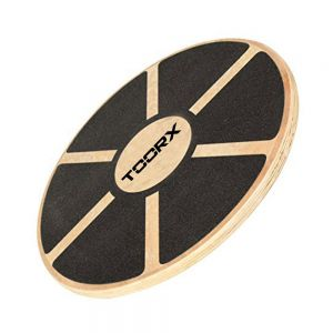 TOORX balance board in legno d. 40cm