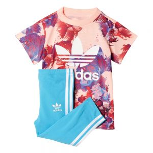 ADIDAS set leggings aqua
