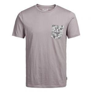 JACK JONES t-shirt taschino dark