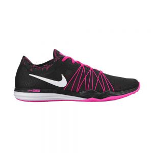 NIKE scarpe dual fusion hit print training