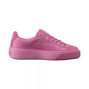 PUMA scarpe basket platform reset wn's