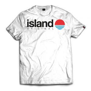 ISLAND ORIGINAL T-shirt logo