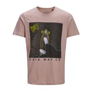 JACK JONES t-shirt city outline