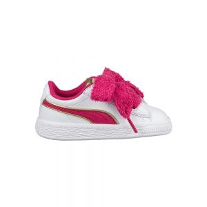 PUMA scarpe basket heart minions inf