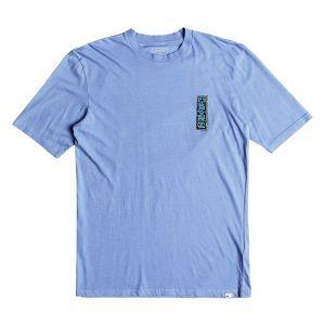 QUICKSILVER t-shirt gmt dye framers