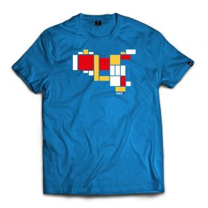 ISLAND ORIGINAL t-shirt mondrian